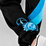 DNGRS Sweatpants Skull Black Blue