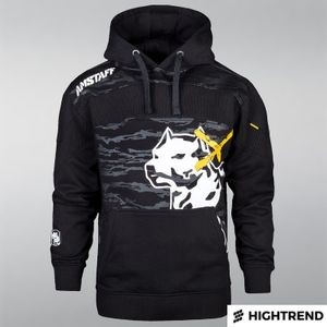 Amstaff Hoody Estaro Black