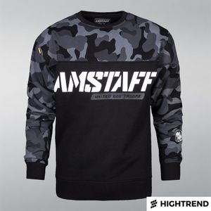 Amstaff Sweater Marox Black