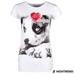 Babystaff T-Shirt Koinu White