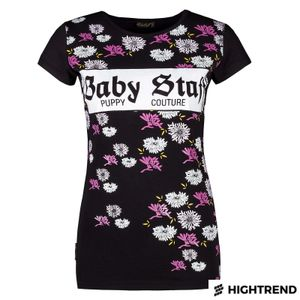 Babystaff T-Shirt Rya Black