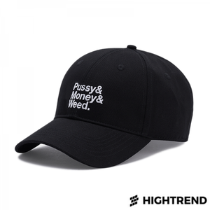 Cayler & Sons PMW Curved Cap Black