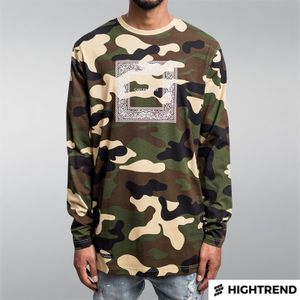 Cayler & Sons T-Shirt Paiz Camouflage