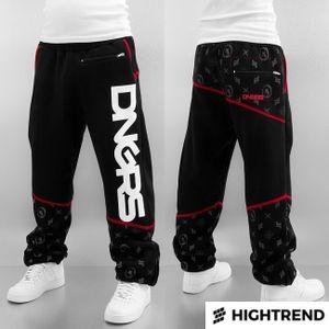 Dangerous Sweat Pants Crosshair Black