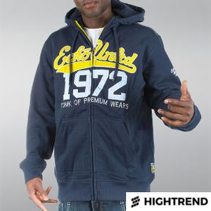 Ecko Hoody Sleek Deep Blue