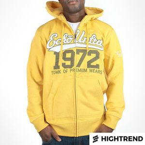 Ecko Hoody Sleek Yellow