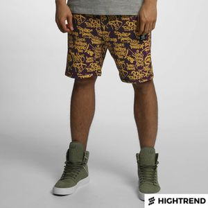 Ecko Shorts Allover Purple