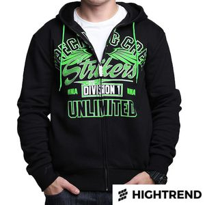 Ecko Unltd MMA Wrecking Crew Full Zip Black