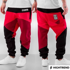 Dangerous Sweat Pants Locotay Red