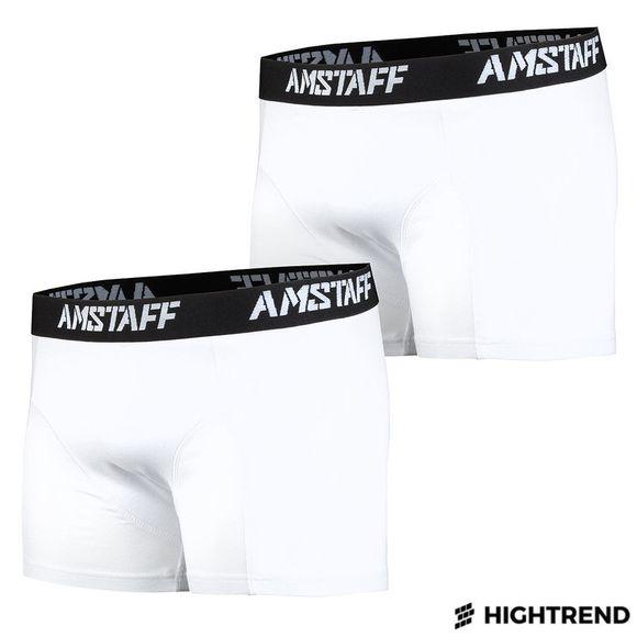 Amstaff Boxershorts White