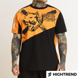 176cdb3edaff Amstaff T-Shirt Klixx Orange
