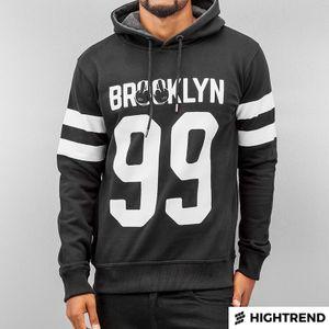 DNGRS Hoody Brooklyn 99 Black
